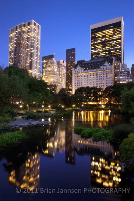 Central Park Manhattan New York City