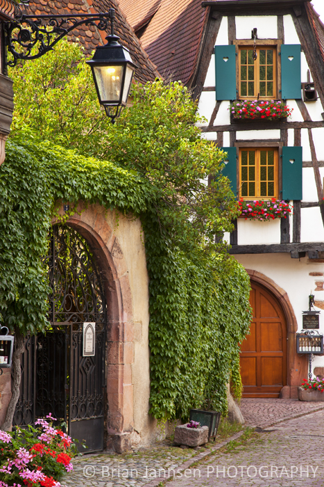 Kaysersberg Alsace France Village Town Photography Workshop