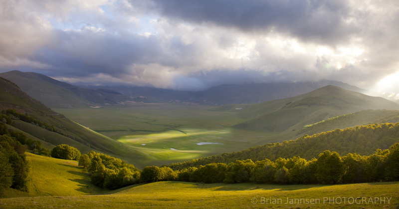 Piano Grande Umbria Italy Monti Sibillini Photography Workshop Tour