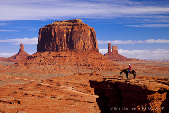 John Ford Point Monument Valley Navajo Tribal Park Arizona