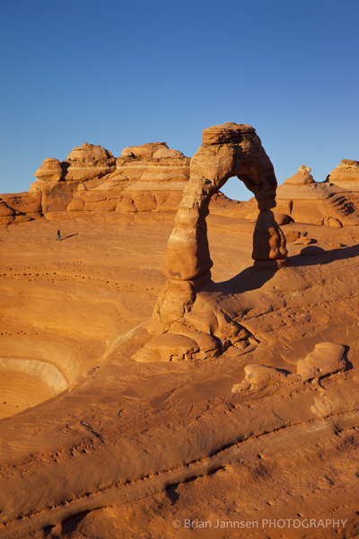 Delicate Arch Arches National Park Utah Sunset