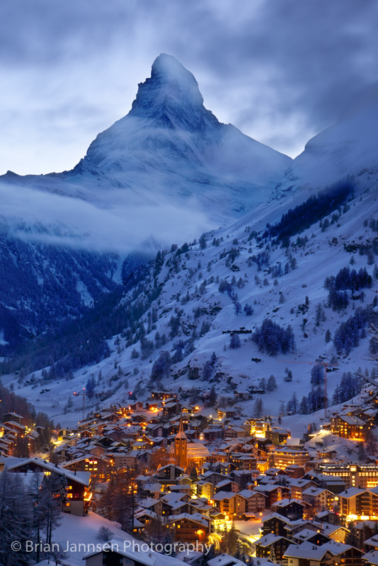 Christmas in Zermatt